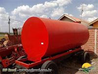 Reservatório P/ Água ou Combustível 8000 Lts - seminovo