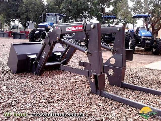 Conjunto de Concha ou Lamina para Tratores Massey Ferguson 292 4x4 Advanced
