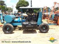 Motobomba de Irrigação 6cc Diesel Completo