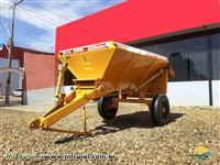 Distribuidor de Calcario e Fertilizante DCF 3000 - BALDAN - Nova