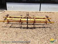 Cultivador Escarificador Hidraulico 4 Hastes BALDAN (PRAINE)