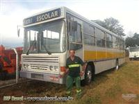 Ônibus Mercedes Benz 1318 48 Lugares  ano 1993