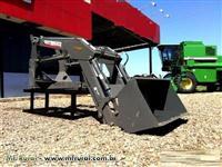 Conjunto de Concha ou Lamina para Trator Valtra BM 100 4x4 Baldan - Novo