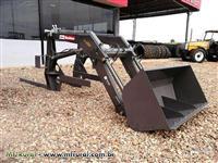 Plaina Modulada para Trator New Holland TL 75, TL 85, TL 95 4x4 - BALDAN - Nova