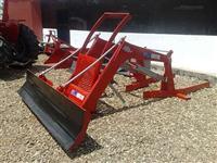 Conjunto de Lamina para trator Massey Ferguson 292 4x4 - SHT - TATU