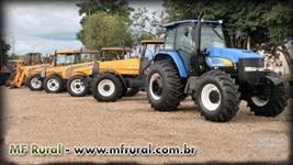 Locações de Tratores e Implementos Agrícolas, Onibus e Caminhões