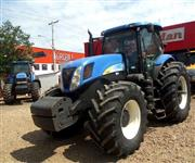 Trator Ford/New Holland 7060 4x4 ano 07