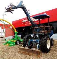 Trator Carregadeiras 6600 4x2 ano 84