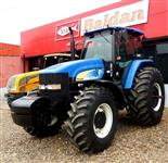 Trator Ford/New Holland 7040 4x4 ano 12
