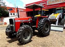 Trator Massey Ferguson 275 4x4 ano 00