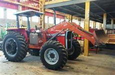 Trator Massey Ferguson 290 4x4 ano 01