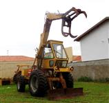Trator Carregadeiras 290 4x4 ano
