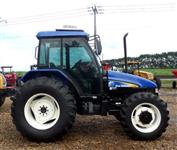 Trator Ford/New Holland TL 75E 4x4 ano 10