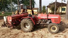 Trator Massey Ferguson 283 cafeeiro 4x4 ano 03