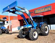 Trator Ford/New Holland 7630 4x4 Ano 2011 com Conjunto de Lamina  4x4 ano 15