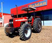 Trator Massey Ferguson Advanced 4x4 ano 02