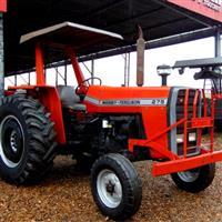 Trator Massey Ferguson 275 4x4 ano 89