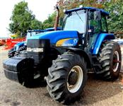 Trator Ford/New Holland 7040 4x4 ano 11