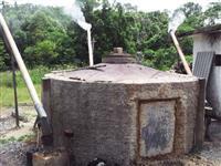Forno para Carvão Vegetal