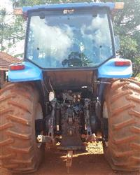 Trator Ford/New Holland TM7020 4x4 ano 08