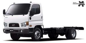Caminhão  Hyundai HD 78  ano 12