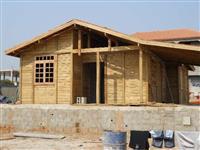 madeiras maciças p/ casas encaixe macho/femea