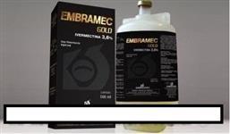 VERMIFUGO EMBRAMEC GOLD 3.6% IVERMECTINA
