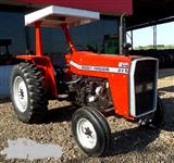Trator Massey Ferguson Modelos 4x4 ano 80