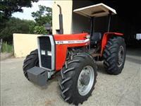 Trator Massey Ferguson 275 4x4 ano 91