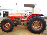 Trator Massey Ferguson MF630 37.000,00 AVISTA 4x4 ano 03