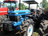 Trator Ford/New Holland 112CV 7830  4x4 ano 95