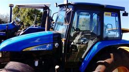 Trator Ford/New Holland TS6040 ANO 2009 FILÉ 132CV ENTRADA + 5 A 6 ANOS DE PRAZO  4x4 ano 09