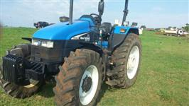 Trator Ford/New Holland TS110 ENTRADA 19.500 + 4   4x4 ano 04