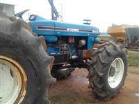 Trator Ford/New Holland ENTRADA 27.000 E OSALDO EM 2 VEZES 4x4 ano 88
