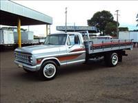 Caminhão  Ford F 4000  ano 90