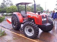 Trator Massey Ferguson 4200 4x4 ano 10