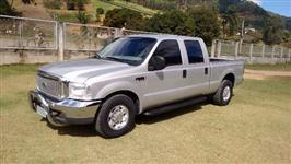 Ford F-250 XLT 4.2 turbo (cabine dupla) - 2004