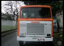 Caminh�o  Scania Lk 140  ano 80