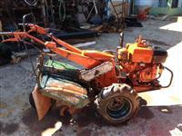 Mini/Micro Trator Yanmar TC10 4x2 ano 80