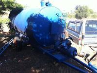 Distribuidor de esterco liquido de 6.000 litros