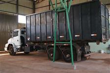 Container 38 M3 para caminhão Roll On