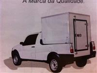 Baú Termico / Baú Isotérmico / Câmara de Transporte / Baú Frio , Para Pick-up