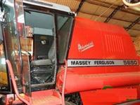 Colheitadeira Massey Fergusson 5659 2004