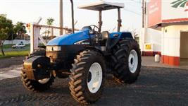 Trator Ford/New Holland TS 110 4x4 ano 05