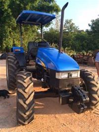 Trator Ford/New Holland TL60 4x4 ano 09