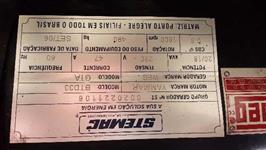 Moenda de Cana Maqtron 722 Turbo com Motor 6.5CV Gasolina Toyama