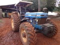 Trator Ford/New Holland 6630 4X4 4x4 ano