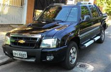 S10 Cabine Dupla EXECUTIVE 4x4 2.8 Turbo diesel