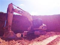 Maquina Escavadeira Hidraulica 315CL