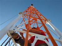 torres metalicas para telecomunicações e galpoes etc